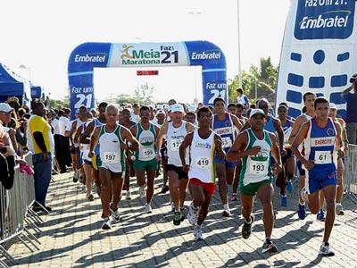 Paraty   meia maratona faz 21 paraty Meia Maratona Faz um 21 terá a participação de atletas profissionais