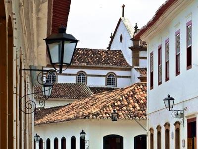 Centro Histórico de Paraty