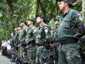 Agentes da UPAm Juatinga