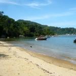 Paraty Escondido: conheça Praia do Rosa, belíssimo recanto em frente à ilha do Araújo