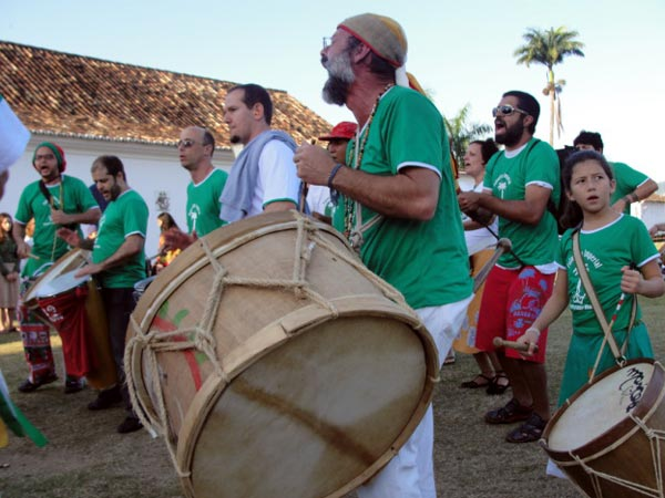 Maracatu Palmeira Imperial - Foto: Claudia Ferraz