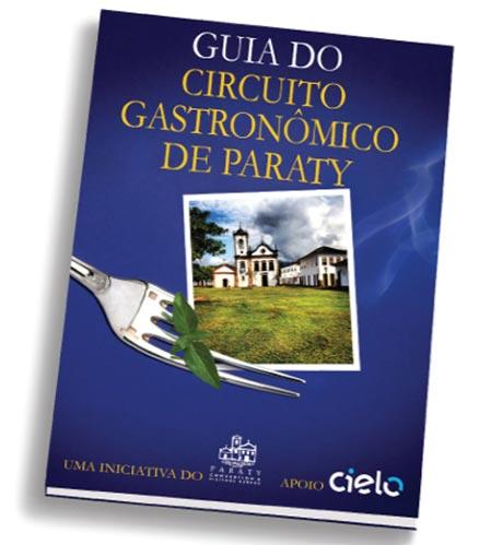 Guia do Circuito Gastronômico de Paraty