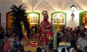 Rei Momo - Foto: Ernesto Lopes - POL