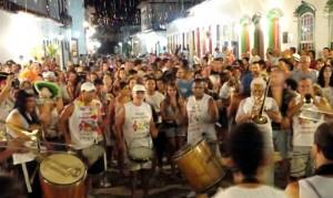 Banda Santa Cecília - Foto: Ernesto Lopes - POL