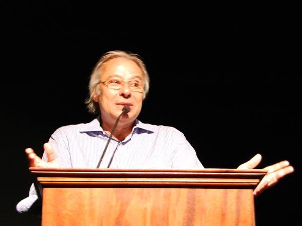 Presidente do Grupo Águas do Brasil, José Carlos Sussekind
