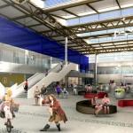 Veja imagens do projeto do Centro Cultural e de Convenções de Paraty