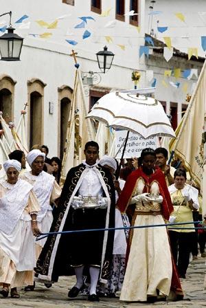 Festa de São Benedito. Foto: Isabela Kassow