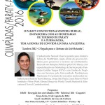Paraty CVB convida: palestra e coquetel Olimpíadas Paraty – Angra 2016