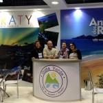 Paraty Convention & Visitors Bureau participou da Feira AVIRRP 2014 em Ribeirão Preto