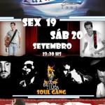 The Best Party: sexta 19 e sábado 20/09 tem Betto Luck & The Soul Gang no Paraty 33!
