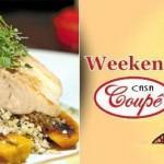 Receitas com Farofa de banana da terra no Weekend Coupê: menu completo R$ 32.50!