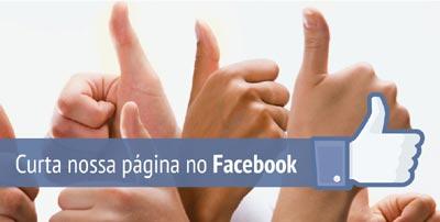Não se esqueça de curtir nossa página no FACEBOOK, clique na imagem para acessar!
