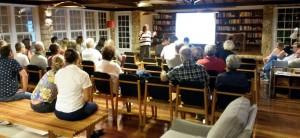 Reunião foi realizada na Pousada Literária