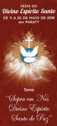 Clique na imagem para visualizar a programação religiosa do evento