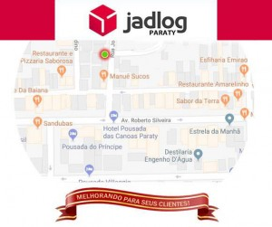 jadlog-paraty-mapa