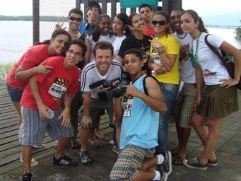Adolescentes de Paraty - Foto: divulgação