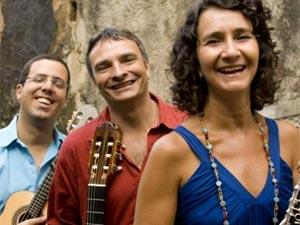 Trio Terno Carioca
