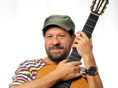 João Bosco se apresenta em Paraty - Foto: divulgação