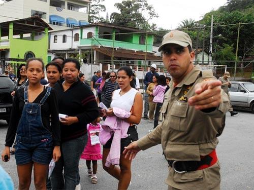 Exercício 2011 - Foto: Airton Soares